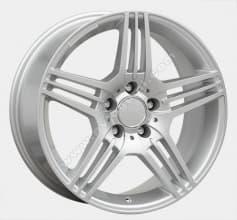 ПО GS-1173 Сребро Mercedes