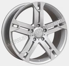 ПО MB101 Сребро Mercedes