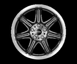 MOMO RPM EVO Черен цвят с полиран борд