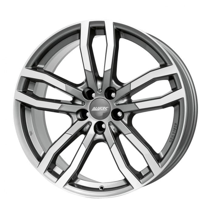 ALUTEC Drive Полиран сив метал