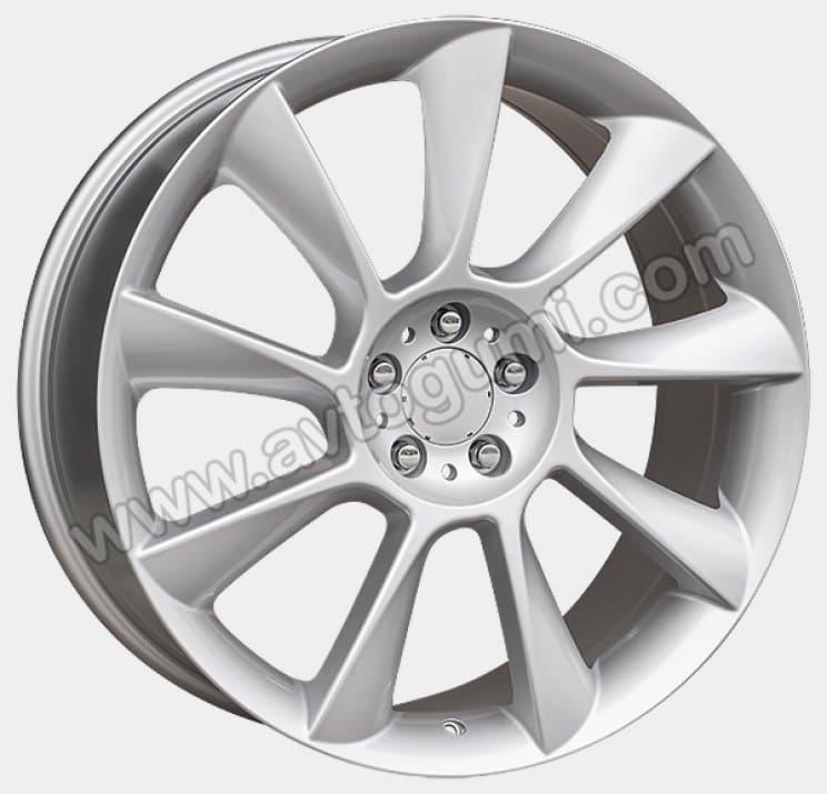 ПО MB122 Сребро Mercedes