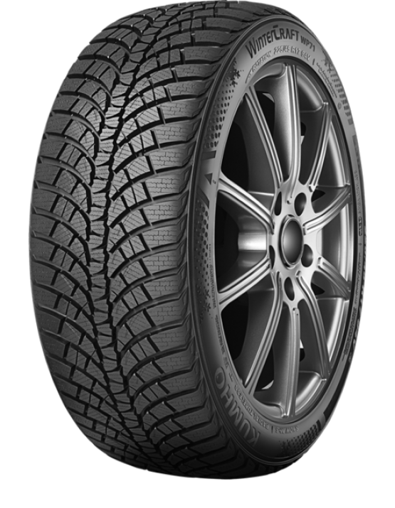 KUMHO WP71 225/55R17 97 V TL  (run flat)